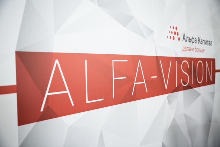 PHOTO PPL Бекстейдж для ALFA-VIZION